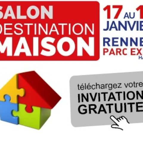 Salon destination maison - Rennes